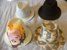 My beloved Philip Treacy hats